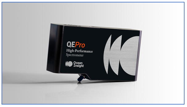 Ocean Insight QE Pro-Raman+ Enhanced Raman Spectrometer Solution