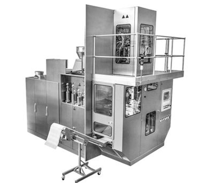 Rommelag Engineering BFS bottelpack sterile pharmaceutical primary packaging for vaccines