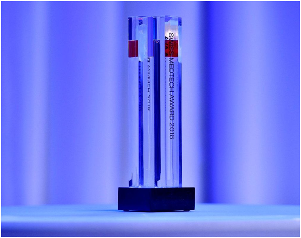 Erdmann design trophy to present Swiss Medtech Award