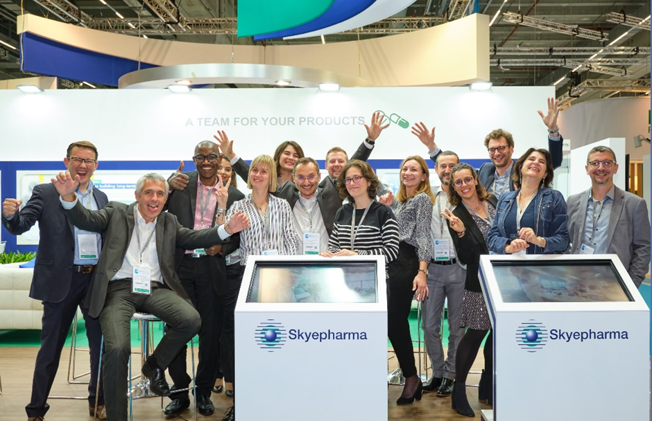 CDMO Skyepharma preparing for virtual CPhI Festival of Pharma 2020