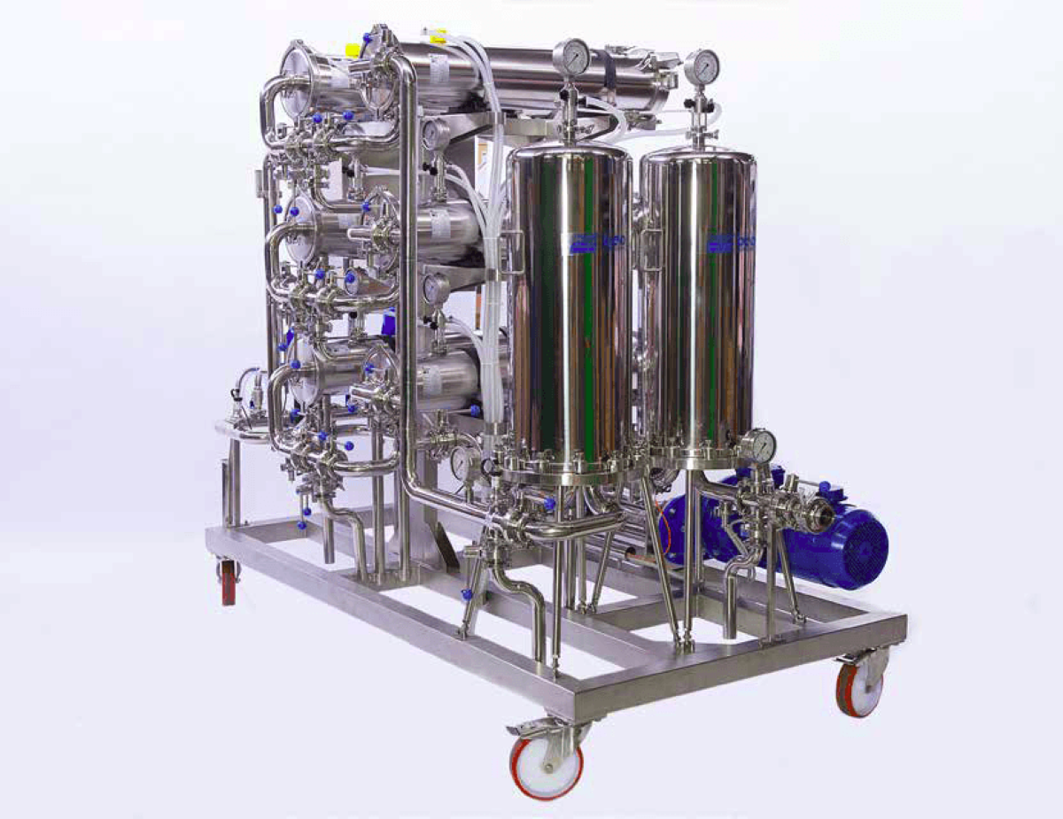 48173BEA Technologies MAGNEXFLO automatic filtration system