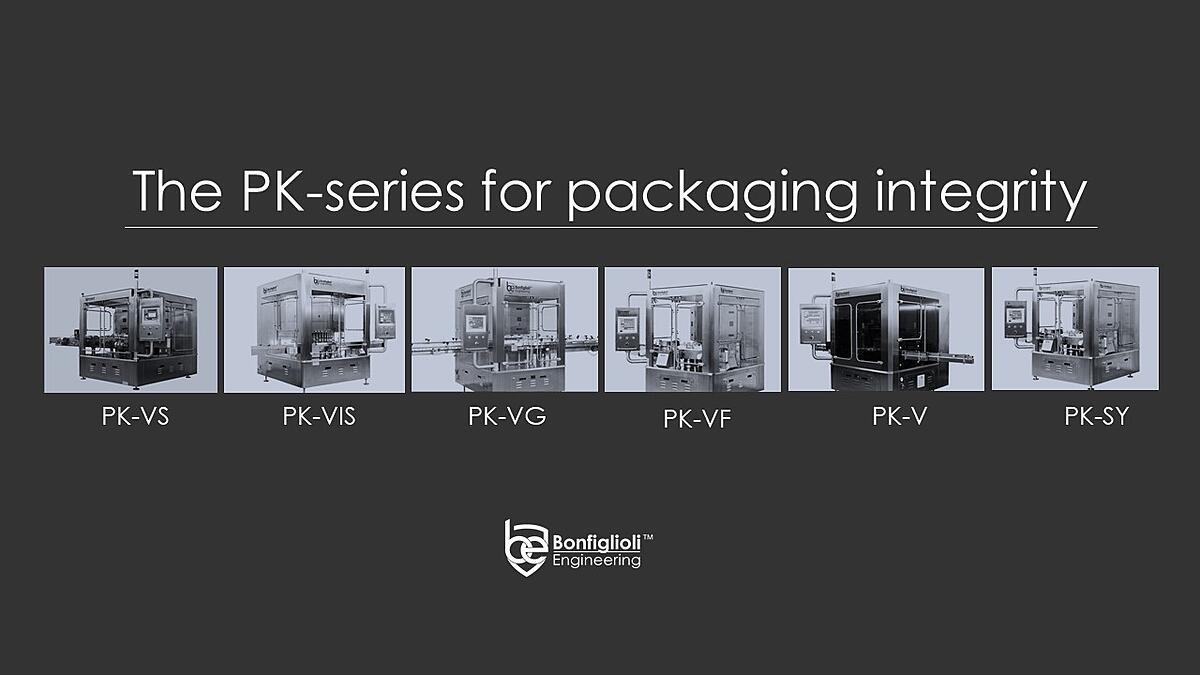 The PK-Series for Packaging Integrity