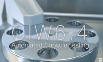 Automated Capsule Testing System – CIW 6.4