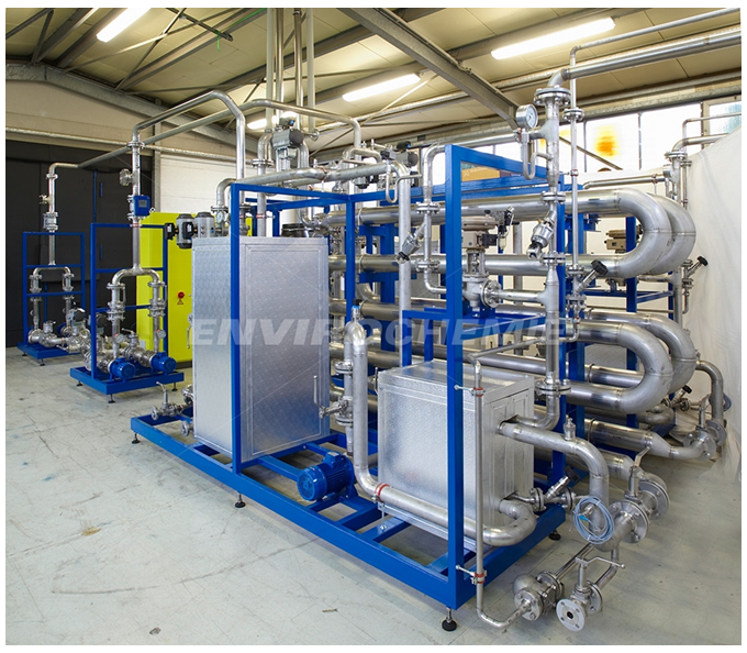 EnviroChemie water treatment for the pharma Industry