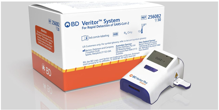 Evolve offers rapid Covid-19 tests at point of care