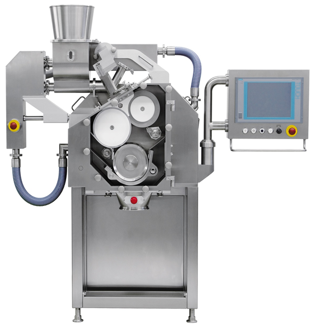Choosing a compactor for pharmaceutical applications