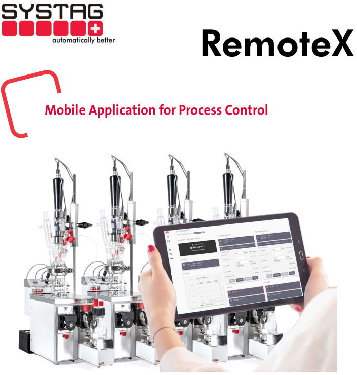 Mobile Application for Process Control – RemoteX