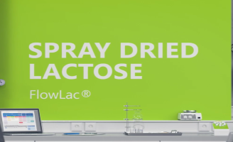 Spray Dried Lactose – FlowLac
