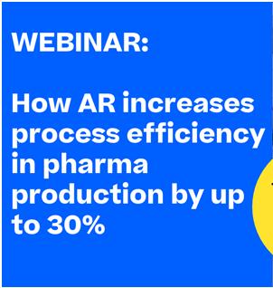 Körber webinar on using Augmented Reality (AR) guided workflows to unlock huge efficiency gains