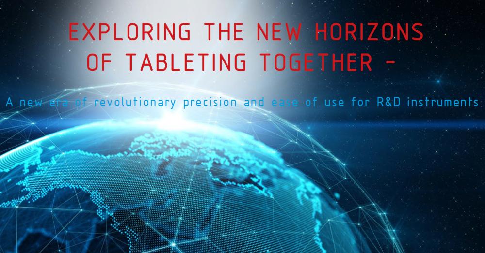New Horizons of Tableting – Medelpharm