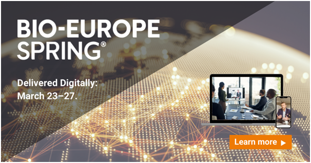 UGA Biopharma to show high speed cell line development platform at BIO-Europe Spring® 2021