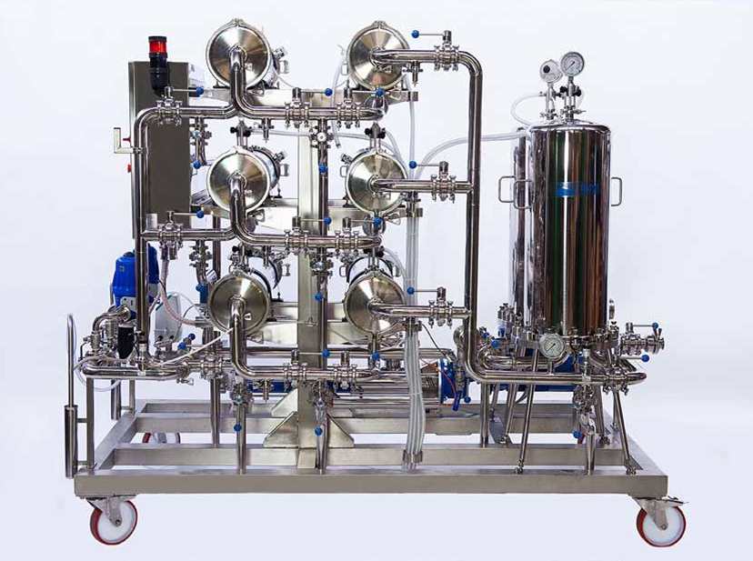 BEA Technologies MAGNEXFLO® system for clarifying gels and high viscosity products