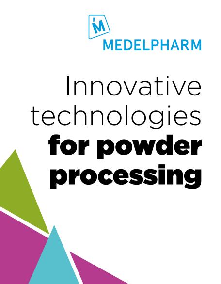 Powder Processing – Innovative Technologies