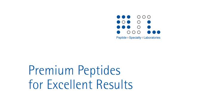 HPLC purified peptides
