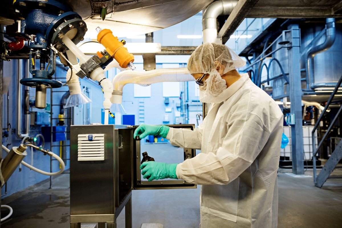 Enabling better medicines with Novo Nordisk Pharmatech