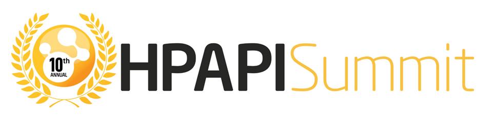 Cerbios-Pharma makes debut at 10th Anniversary HPAPI Summit