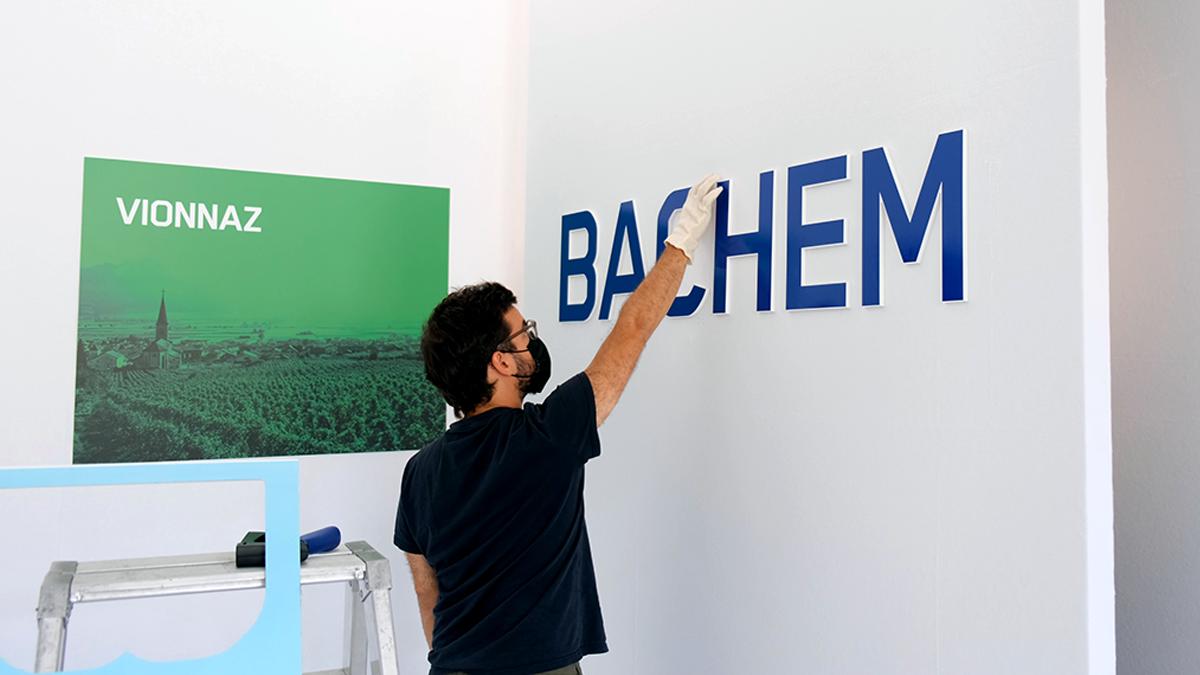 Bachem AG uses innovation to celebrate history