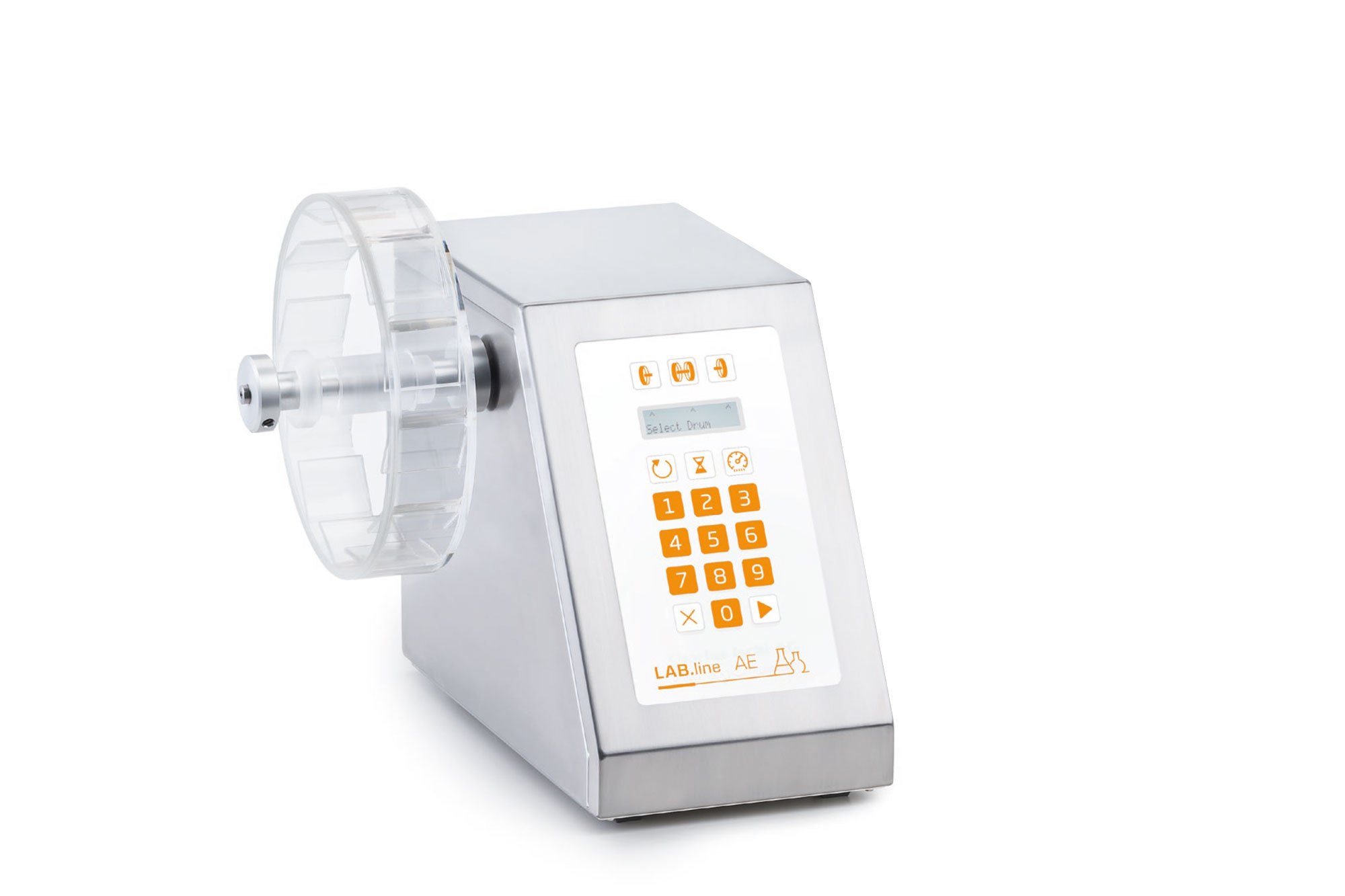 Charles Ischi tablet friability and abrasion testing