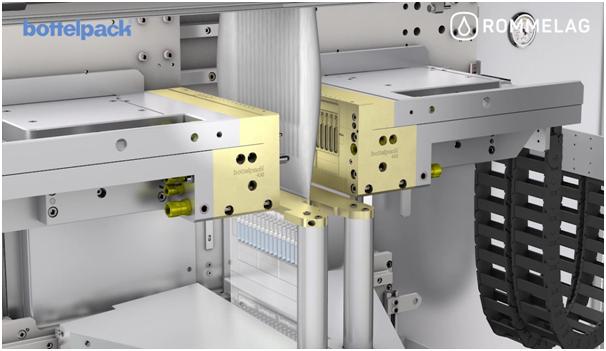Rommelag presenting CDMO bottelpack aseptic filling offers at CPhI North America