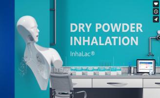 MEGGLE – Dry Powder Inhalation – InhaLac