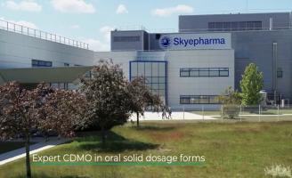 Corporate Video – Skyepharma, Center of excellence