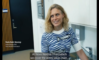 Novo Nordisk Pharmatech People & Organization