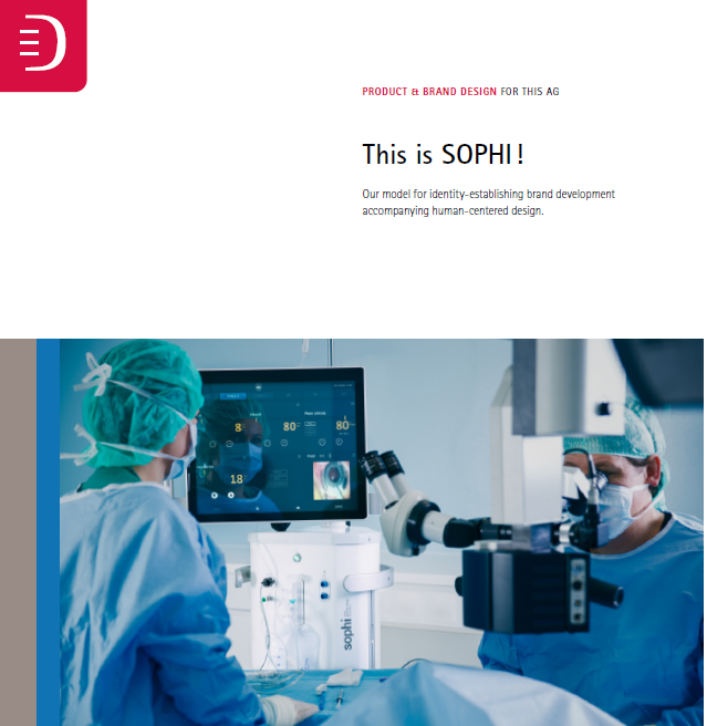 Product & Brand Design for This AG – This is SOPHI!