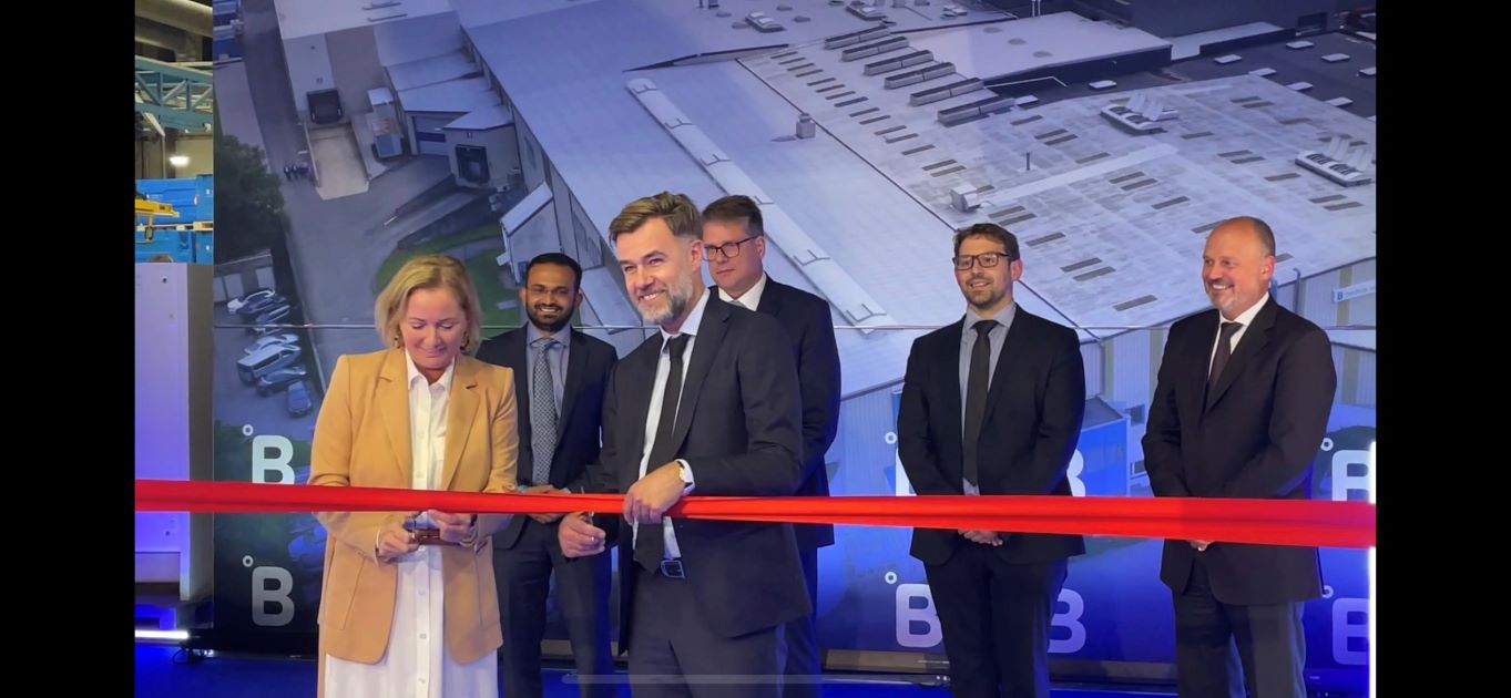 Minister Franz Fayot and Minister Paulette Lenert Inaugurate the New Factory Extension of B Medical Systems