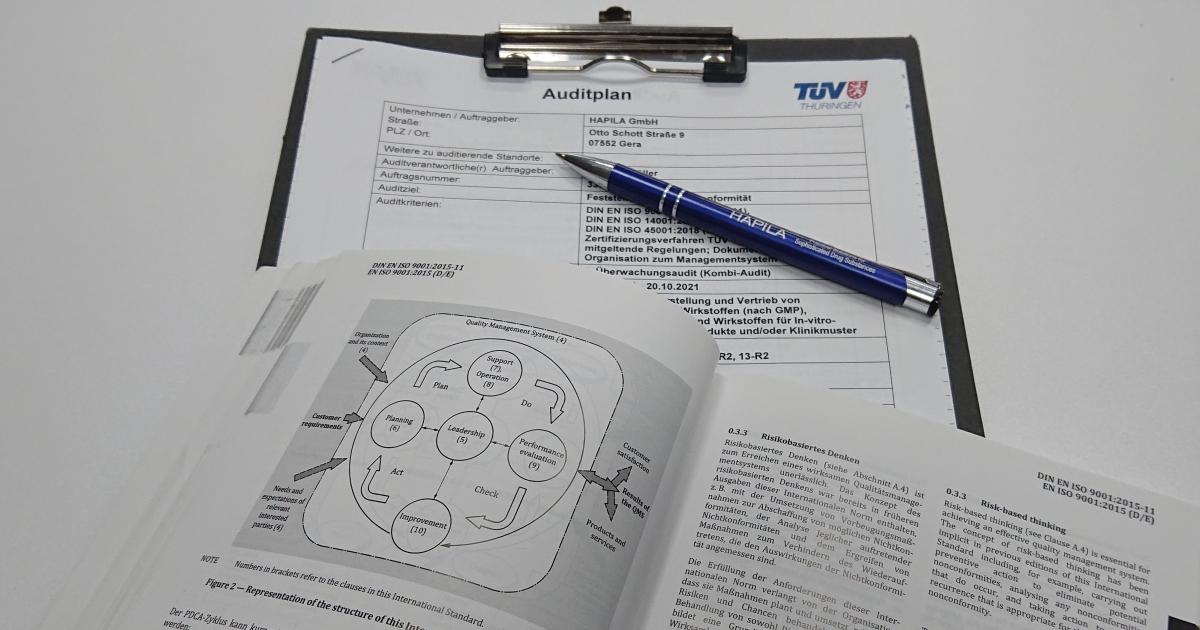 HAPILA Quality Management Systems